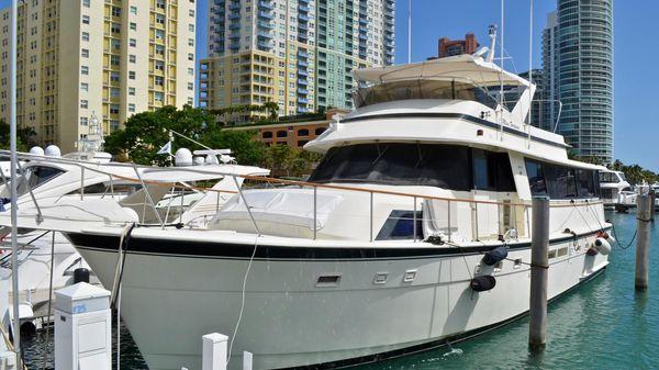 Hatteras 63 Motor Yacht
