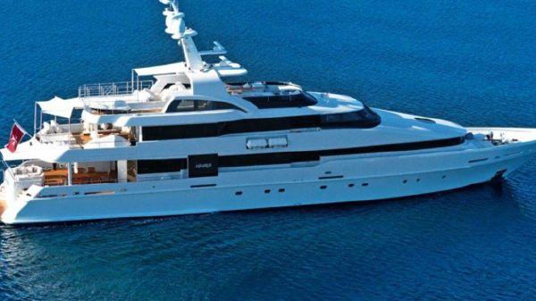 Heesen Pleasure Yacht
