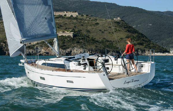 2021 X-Yachts X4³