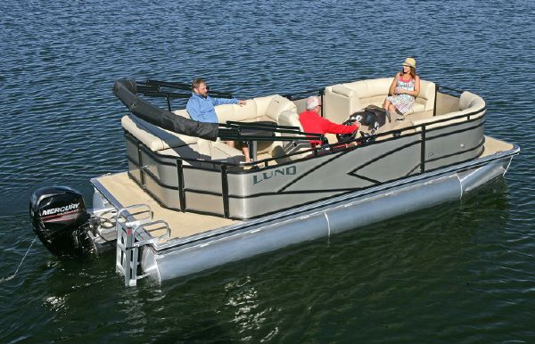 2019 Lund LX200 Pontoon Cruise