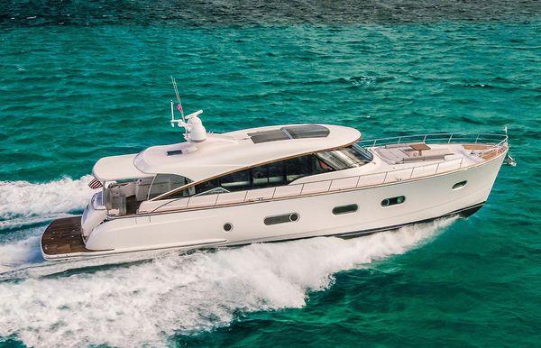 2020 Belize 66 Sedan