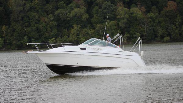 Carver 260 SE