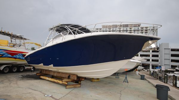 Fountain 33 Sportfish Cruiser