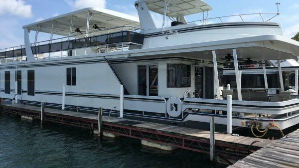 Sharpe 17x84 Houseboat