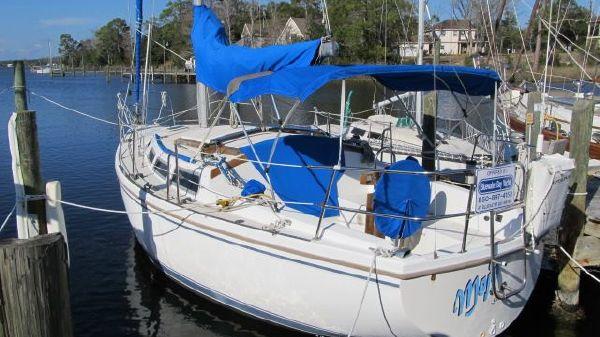 Catalina 30 Dockside