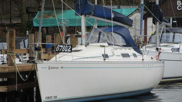 Beneteau First 265