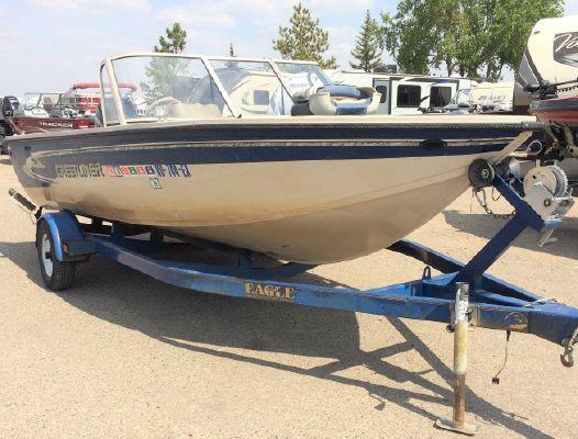 Crestliner 1700 SUPER HAWK - main image