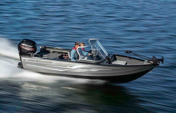 2020 Crestliner 1650 Super Hawk