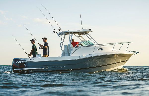 2018 Striper 230 Walkaround