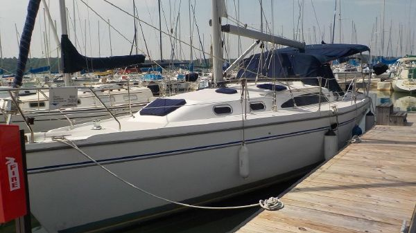 Catalina 350 MK11