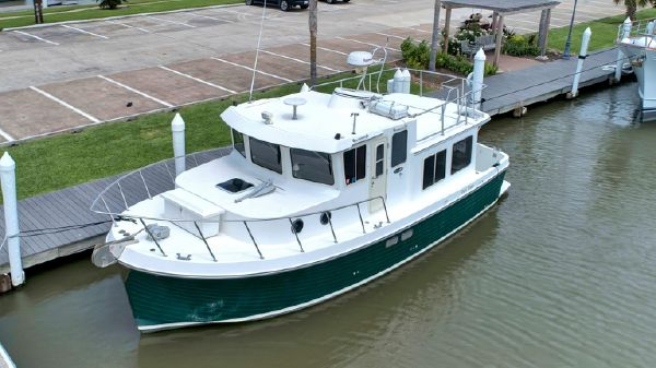American Tug Pilothouse Trawler
