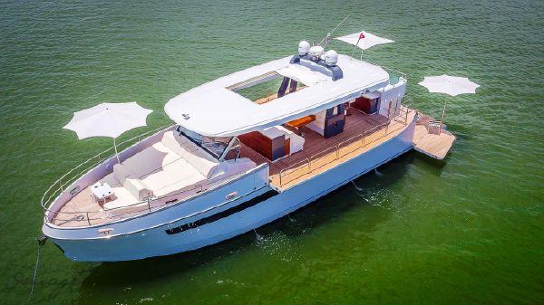 Astondoa 65 Top Deck