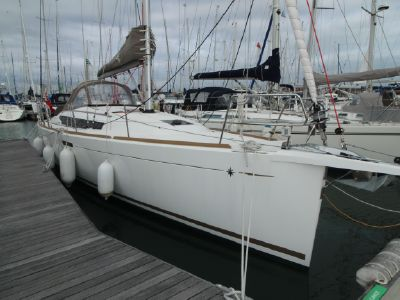 2017 Jeanneau<span>Sun Odyssey 389 - Lifting keel</span>