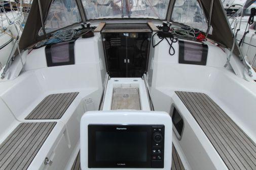 Jeanneau Sun Odyssey 389 - Lifting keel image