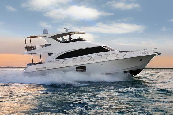 2018 Hatteras 60 Motor Yacht