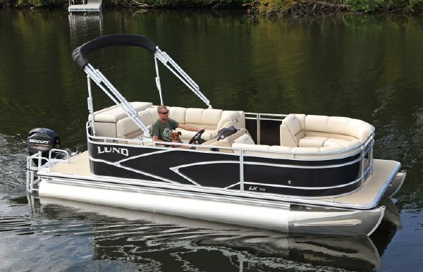 2019 Lund LX200 Pontoon WT DS