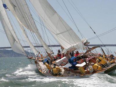 1930 Alden<span>Staysail Schooner</span>