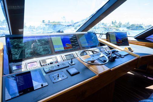 Viking 92 Enclosed Bridge image