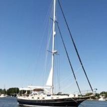 Gozzard 37 Offshore Cutter