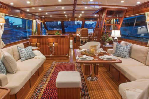 Hunt Yachts 76 Ocean image