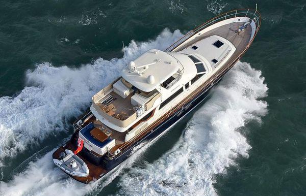 2021 Hunt Yachts 76 Ocean