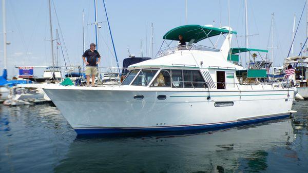 DeFever 40 Offshore Cruiser