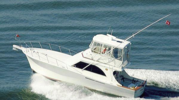 Jersey 42 Convertible Sportfisherman 42 Jersey 88
