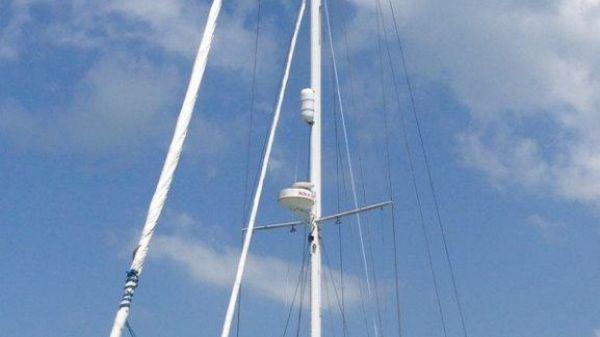 Pacific Seacraft 40 SOLA FIDE