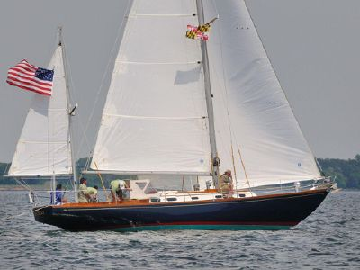 1964 Hinckley<span>Bermuda 40</span>