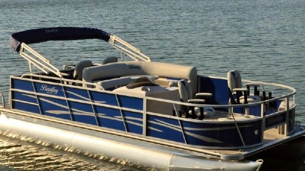 Bentley Pontoons 203 4-Point