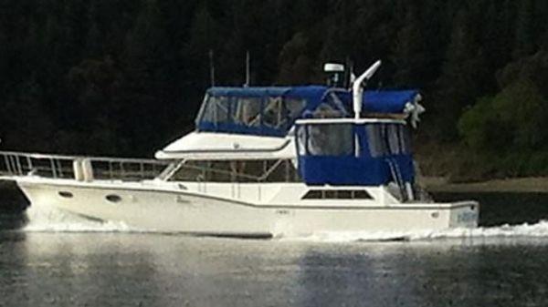 Symbol Motor yacht