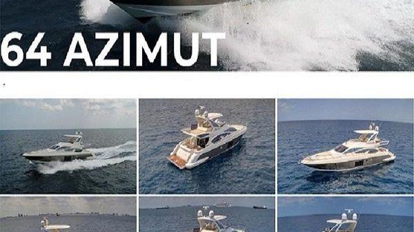 Azimut 64 Fly