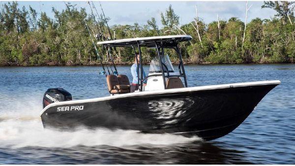Sea Pro 219 CC