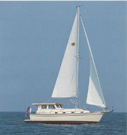 2010 Island Packet SP Cruiser