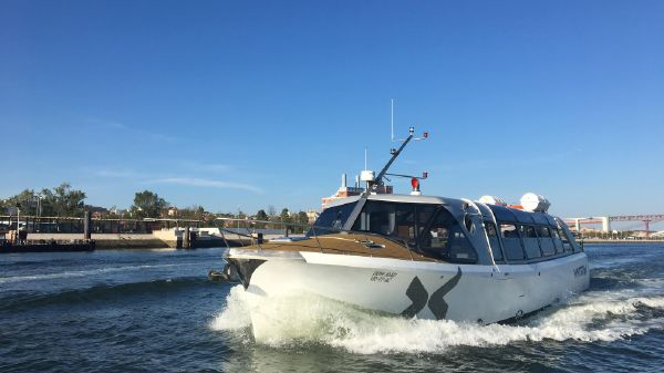 Nauticus Nautiber canal tour boat
