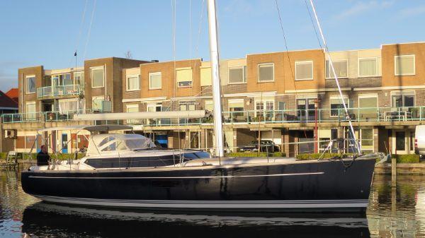 Contest 42CS Contest 42CS 2014, Contest Yachts, Medemblik, the Netherlands Demo yacht