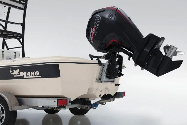 Mako Pro Skiff 19 Top Drive image