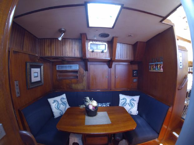 1974 Frans Maas Expedition Yacht For Sale BoatsalesListing