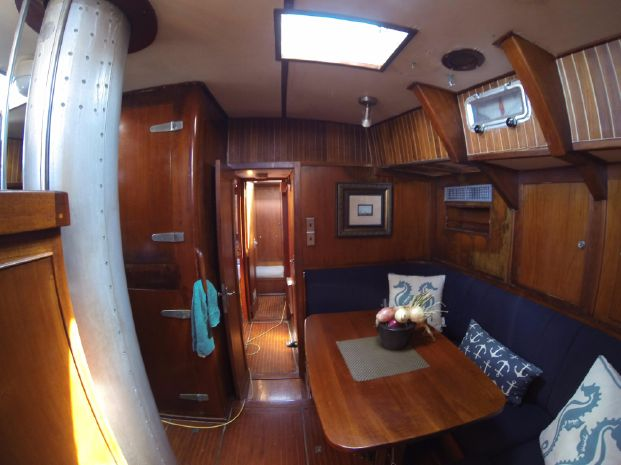 1974 Frans Maas Expedition Yacht For Sale Purchase