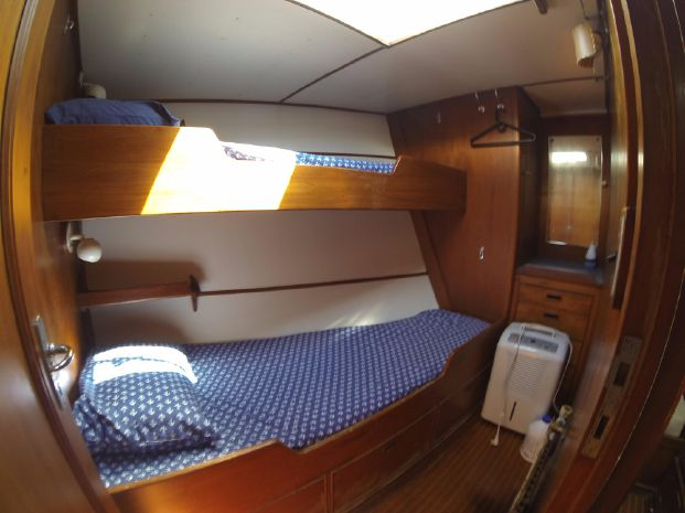 1974 Frans Maas Expedition Yacht For Sale Broker