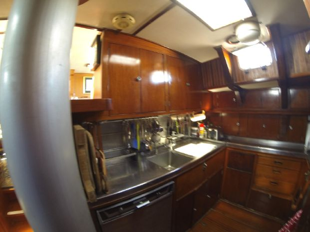 1974 Frans Maas Expedition Yacht For Sale Sell