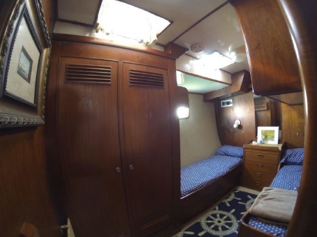 1974 Frans Maas Expedition Yacht For Sale Rhode Island