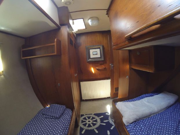 1974 Frans Maas Expedition Yacht For Sale Massachusetts