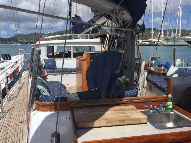 1974 Frans Maas Expedition Yacht Brokerage Buy