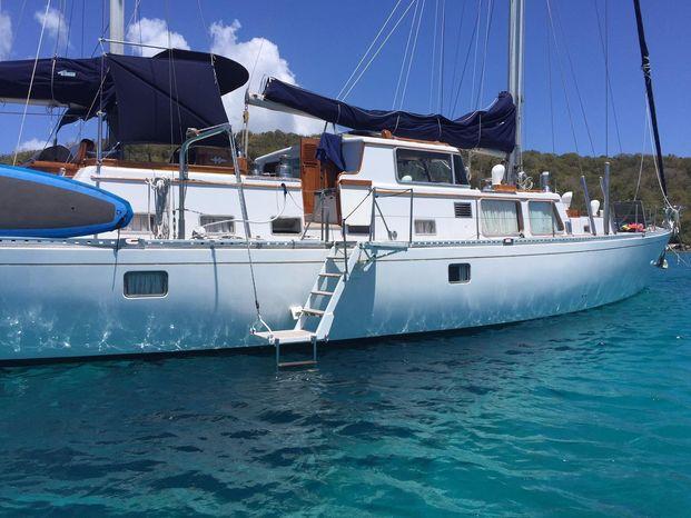1974 Frans Maas Expedition Yacht Brokerage Broker