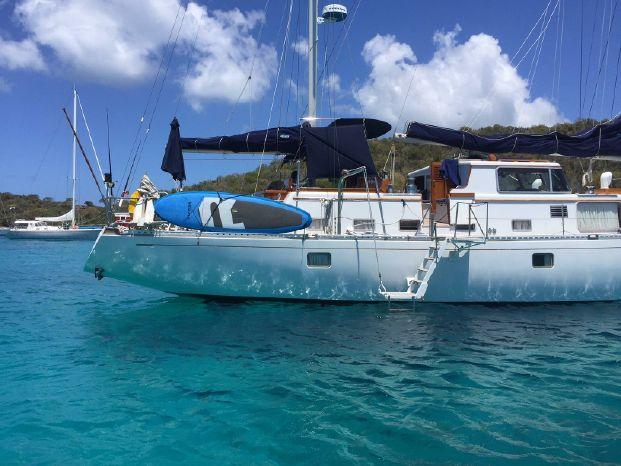 1974 Frans Maas Expedition Yacht Brokerage Sell
