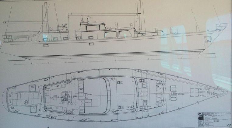 1974 Frans Maas Expedition Yacht BoatsalesListing BoatsalesListing