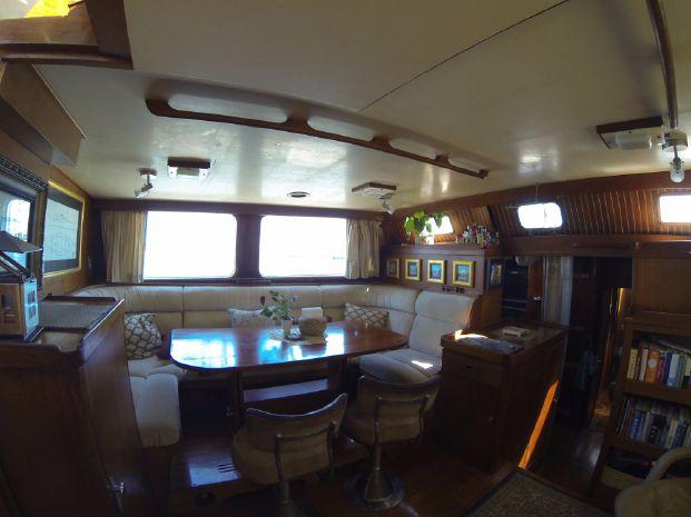 1974 Frans Maas Expedition Yacht BoatsalesListing Buy