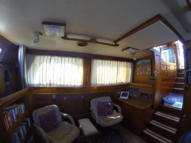 1974 Frans Maas Expedition Yacht BoatsalesListing Purchase