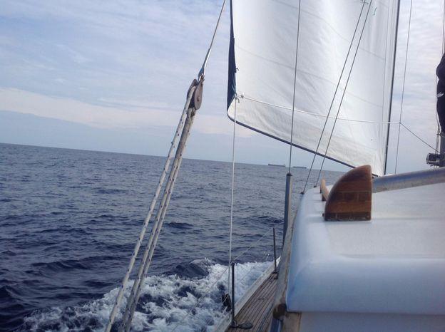 1974 Frans Maas Expedition Yacht BoatsalesListing Rhode Island